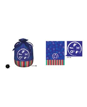 Boku No Hero Academia Namco Pop-Up Store Goods Fireworks Game RARE Drawstring Pouch