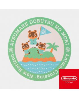 Animal Crossing Nintendo Store Limited Goods New Horizons Sticker A