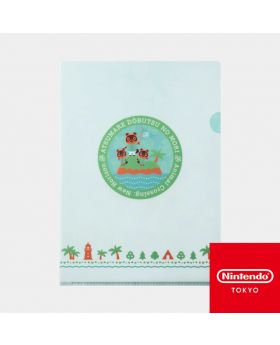 Animal Crossing Nintendo Store Limited Goods New Horizons Clear File A