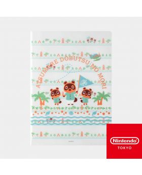 Animal Crossing Nintendo Store Limited Goods New Horizons Clear File B