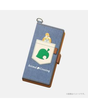 Animal Crossing Nintendo Store Limited Goods Pocket Camp Isabelle Smartphone Case