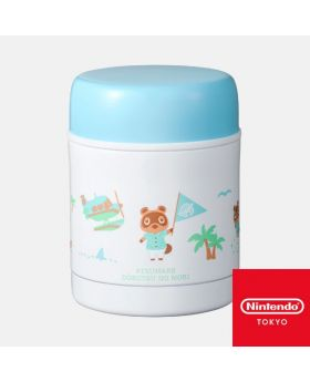 Animal Crossing Nintendo Store Limited Goods New Horizons Soup Jar