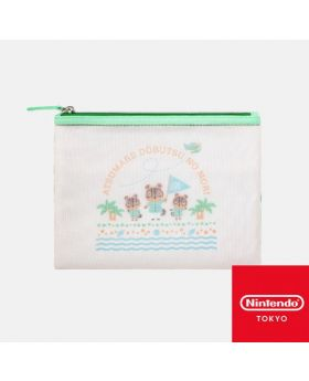 Animal Crossing Nintendo Store Limited Goods New Horizons Mesh Pouch