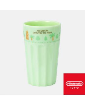 Animal Crossing Nintendo Store Limited Goods New Horizons Plastic Cup