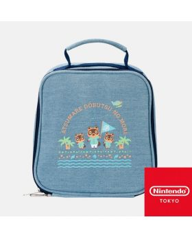 Animal Crossing Nintendo Store Limited Goods New Horizons Cooler Pouch