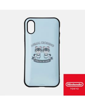 Animal Crossing Nintendo Store Limited Goods iPhone X/XS Case A