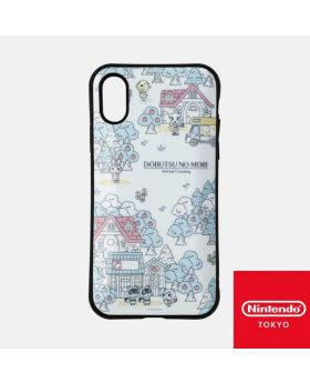 Animal Crossing Nintendo Store Limited Goods iPhone X/XS Case B