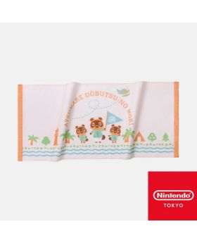 Animal Crossing Nintendo Store Limited Goods New Horizons Long Face Towel