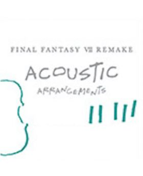 Final Fantasy VII Remake Acoustic Arrangements CD