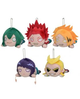 Boku No Hero Academia Nesoberi Plush Keychains Small Version Vol. 2