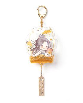Heaven Official's Blessing Mini Doll Acrylic Chibi Keychain Xie Lian B
