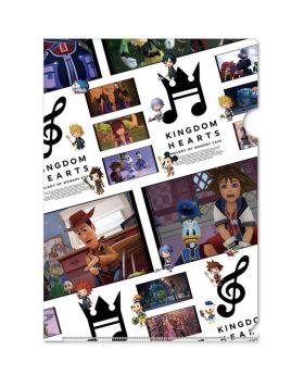Kingdom Hearts Melody Of Memory Cafe Clear File