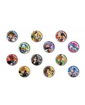 Kingdom Hearts Melody Of Memory Cafe Can Badge Box A BLIND PACKS