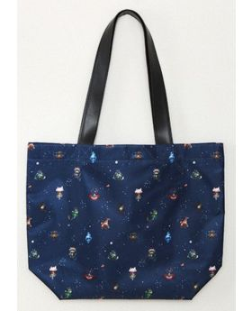 Kingdom Hearts Melody Of Memory Cafe Tote Bag World Icon