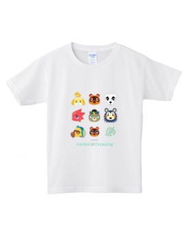 Animal Crossing New Horizons My Goods Collection Customizable T-SHIRT