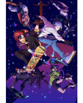 SK8 the Infinity Aniplex+ Limited Edition DVD Volume 4-6 Bundle Set