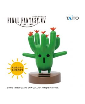Final Fantasy XIV Small Giga Cactuar Solar Figurine
