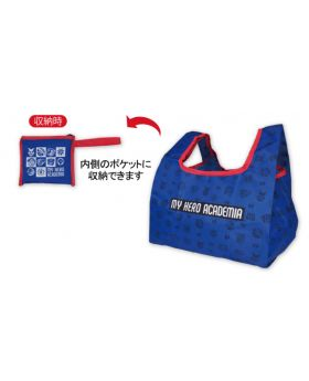 Boku No Hero Academia WORLD HEROES MISSION Movie Goods Lunch Tote Bag
