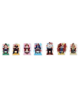 Boku No Hero Academia WORLD HEROES MISSION Movie Goods Cut Stickers