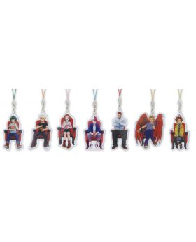Boku No Hero Academia WORLD HEROES MISSION Movie Goods Charm Collection BLIND PACKS