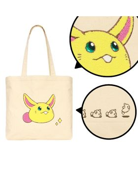 Trials of Mana Square Enix Cafe Goods Tote Bag