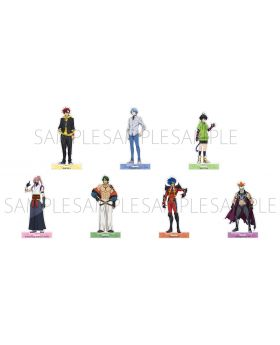 SK8 the Infinity Movic Acrylic Stand Rectangle Base