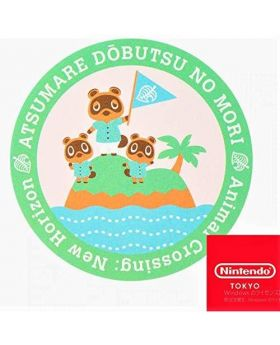 Animal Crossing New Horizons Nintendo Shop Towel B