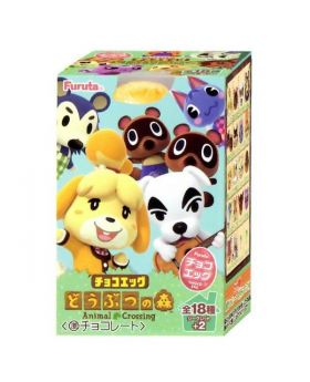 Animal Crossing Furuta Company Choco Egg Mini Figurine BLIND PACKS