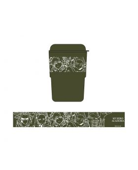 Boku No Hero Academia Anime Japan 2021 Toho Animation Fantasy Goods Tumbler