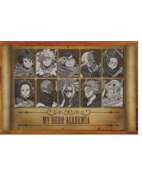 Boku No Hero Academia Anime Japan 2021 Toho Animation Fantasy Goods Postcard Book