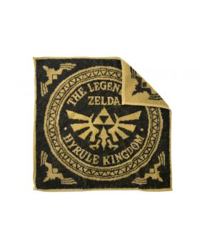 The Legend of Zelda Nintendo Store Limited Goods Hand Towel Design A