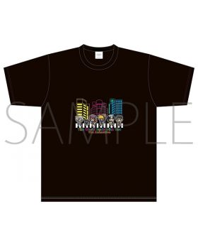 The World Ends With You the Animation Goods Movic Goods T-Shirt Chibi Design Men's