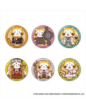 Fate/Grand Order Rascal Collection Can Badge BLIND PACKS