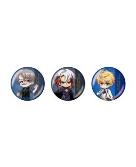Fate/Grand Order Chaldea Boys Cafe Can Badge SET