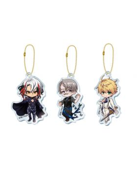 Fate/Grand Order Chaldea Boys Cafe Acrylic Keychain