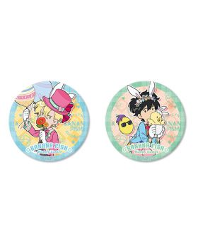 BANANA FISH Noitamina Limited Edition Easter Goods Can Badge Set