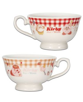 Ichiban Kuji Kirby A Sweet Moment INDIVIDUALS Tea Cup Set