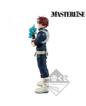 Ichiban Kuji Boku No Hero Academia I'M READY Kuji Game INDIVIDUALS Todoroki Figurine
