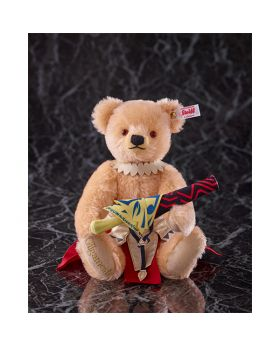Fate/Stay Night 15th Celebration Limited Steiff Teddy Bear Gilgamesh