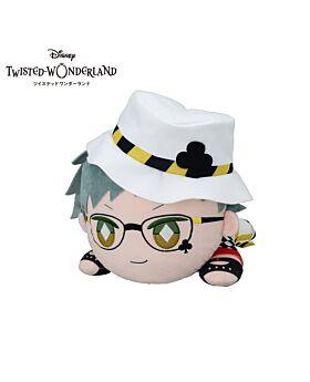 Twisted Wonderland Sega Prize Mega Jumbo Nesoberi Plush Trey Clover