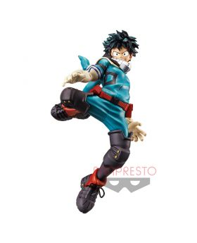 Boku No Hero Academia KING OF ARTIST Deku Figurine