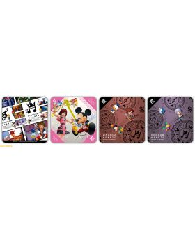 Kingdom Hearts Melody Of Memory Cafe Coaster Vol. 1 BLIND PACKS