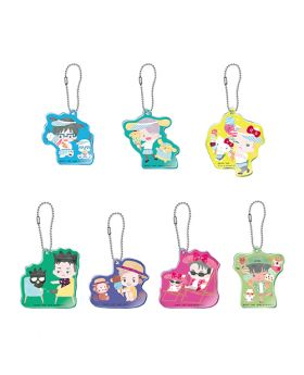 Yuri On Ice Sanrio Characters Cafe 2020 Goods Acrylic Keychain BLIND PACKS