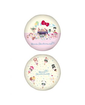 Yuri On Ice Sanrio Characters Cafe 2020 Goods Reversible Cushion