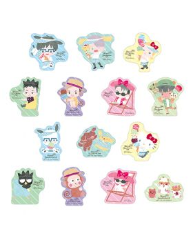 Yuri On Ice Sanrio Characters Cafe 2020 Goods Sticker BLIND PACKS
