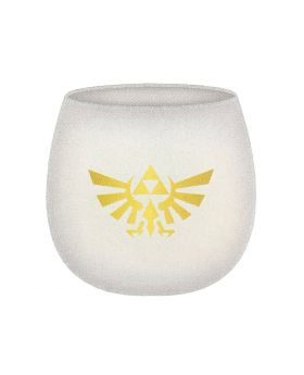 The Legend of Zelda Nintendo Store Limited Goods Glass Cup Design A