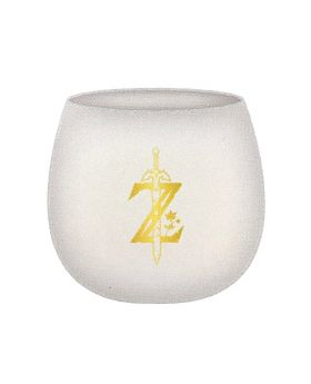 The Legend of Zelda Nintendo Store Limited Goods Glass Cup Design B
