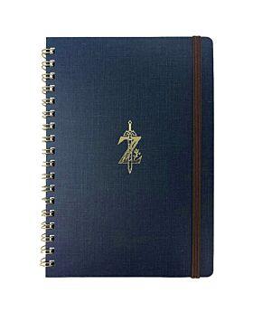 The Legend of Zelda Nintendo Store Limited Goods Notebook Design B