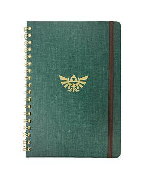 The Legend of Zelda Nintendo Store Limited Goods Notebook Design A