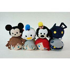 Pre-Order Disney Store JAPAN TSUM TSUM 2020 Kingdom Hearts III Box Set